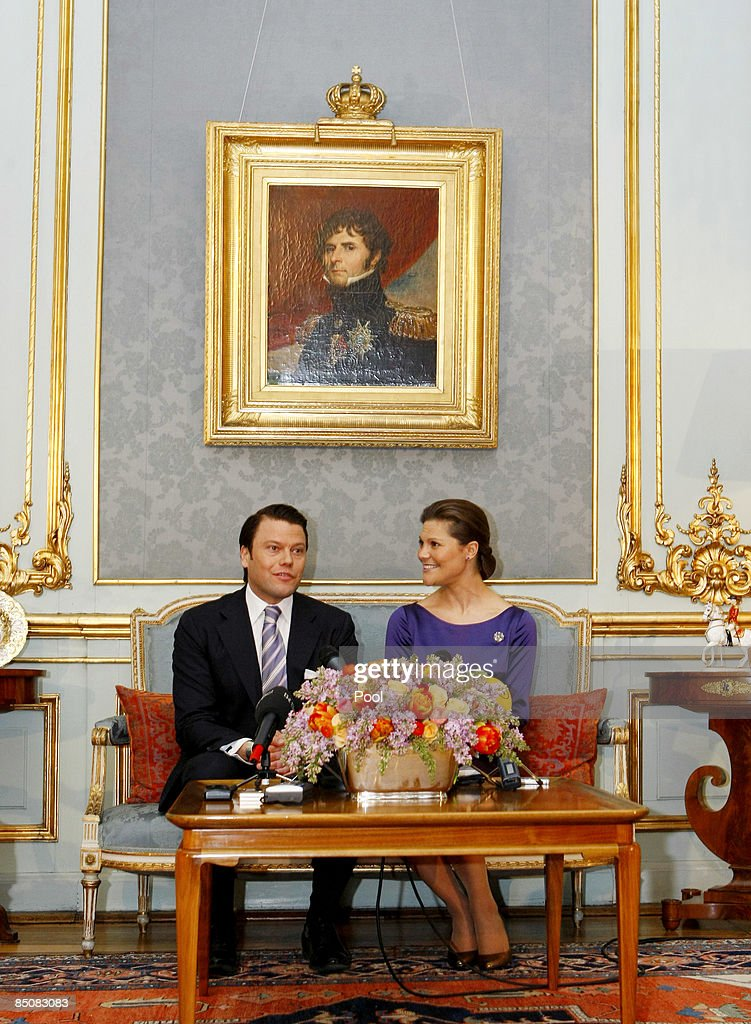 Crown Princess Victoria of Sweden and Mr. Daniel Westling announced their engagement during a press conference at The Royal Palace on February 24, 2009 in Stockholm, Sweden. The wedding is planned to take place early summer of 2010.