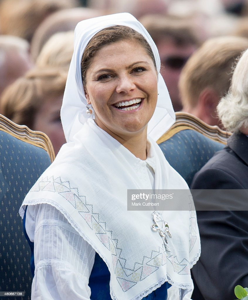 <a gi-track='captionPersonalityLinkClicked' href=/galleries/search?phrase=Crown+Princess+Victoria+of+Sweden&family=editorial&specificpeople=160266 ng-click='$event.stopPropagation()'>Crown Princess Victoria of Sweden</a> attends a concert at her 38th birthday celebrations on July 14, 2015 in Oland, Sweden.