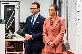 Swedish Royals Visit The ECMO Center
