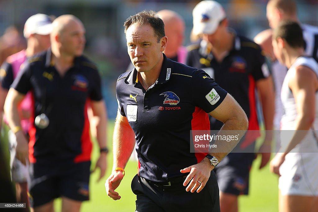 AFL Rd 20 - Brisbane v Adelaide