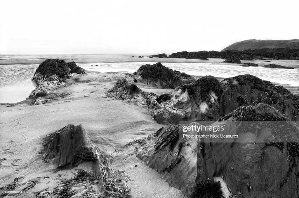Croyde seascape : Stock Photo
