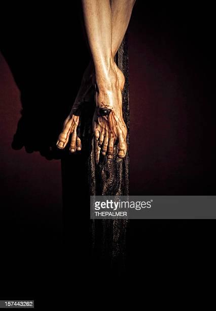 crucifixion detalhe