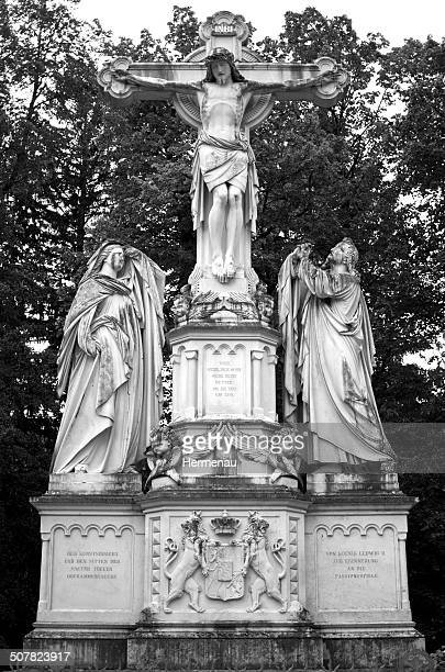 Crucifixion group in Oberammergau