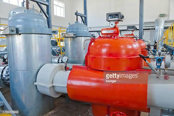 crude oil storage workshop