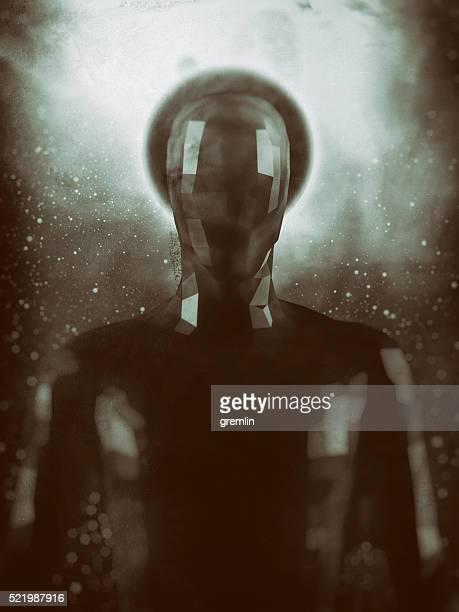 Forma Cruamente humanóide Figura