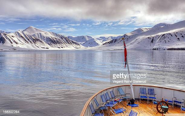 Cruise in the Arctic - Svalbard