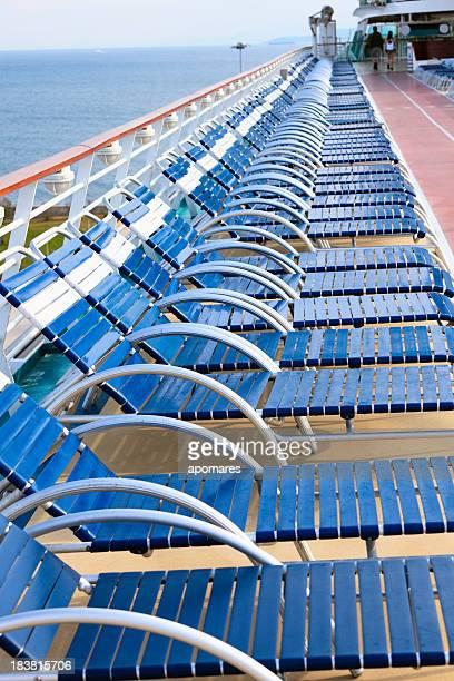 Cruzeiro navio Salão Cadeiras