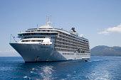 Cruise ship The World