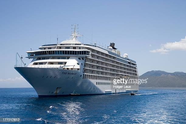 Cruise ship The World