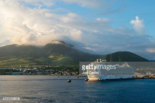 P&O Cruises Ventura at St. Kitts