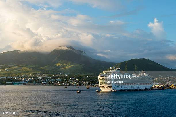 P&O Cruises Ventura at St. Kitts