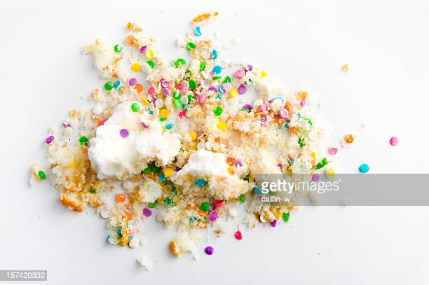 Crumbs and sprinkles