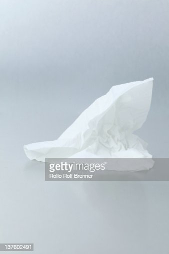 Crumple : Stock Photo