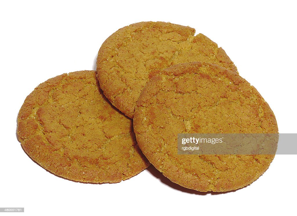 Estaladiço bolachas e biscoitos : Foto de stock