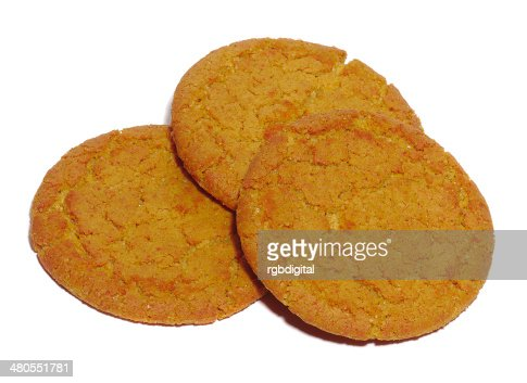 Crunchy biscuits : Stock Photo