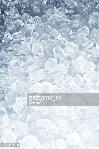 Crushed Ice Background