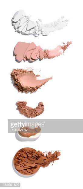 Crushed Makeup