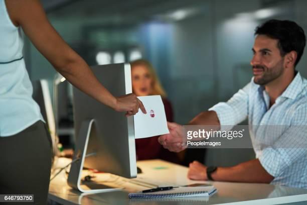 Concassage sur un collègue