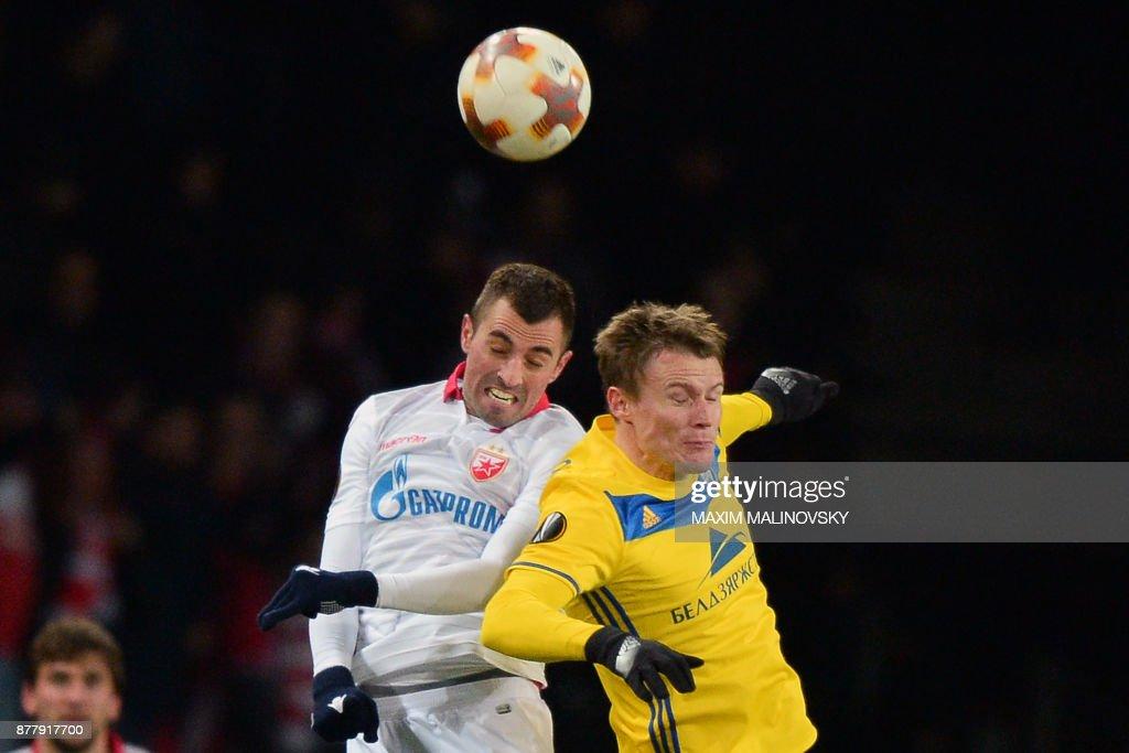 BATE Borisov v Crvena Zvezda - UEFA Europa League