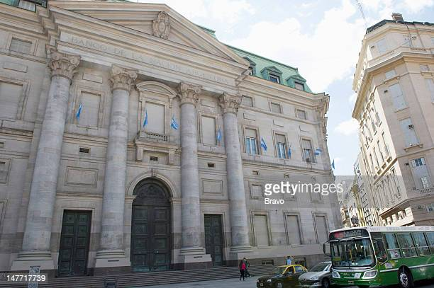 PLATES 'Cry for Me Argentina' Episode 109 Pictured The Banco De La Nacion Argentina in Buenos Aires Argentina in 2011