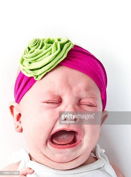 Kleinkinder baby weint
