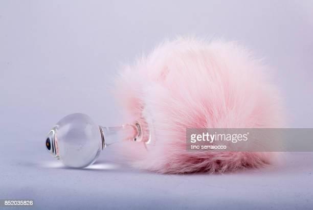crystal anal plug