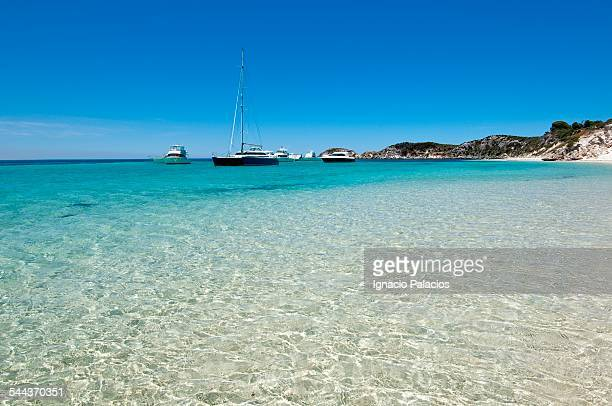 Crystal clear beaches of Rottnest island