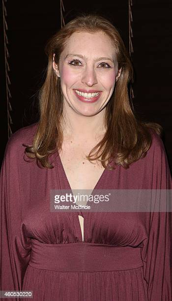 Crystal Finn attends the Opening Night After Party for 'Pocatello' at Heartland Brewery on December 15 2014 in New York City