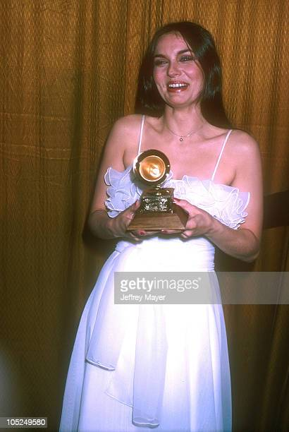 Crystal Gayle during Crystal Gayle at 1978 Grammy Awards in Los Angeles California United States