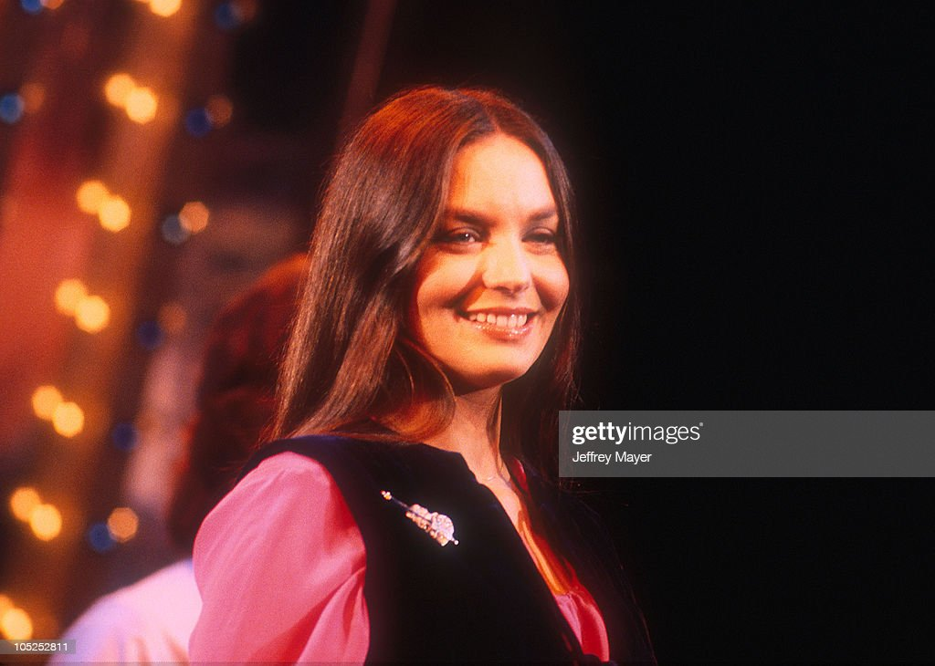 <a gi-track='captionPersonalityLinkClicked' href=/galleries/search?phrase=Crystal+Gayle&family=editorial&specificpeople=1537366 ng-click='$event.stopPropagation()'>Crystal Gayle</a> during <a gi-track='captionPersonalityLinkClicked' href=/galleries/search?phrase=Crystal+Gayle&family=editorial&specificpeople=1537366 ng-click='$event.stopPropagation()'>Crystal Gayle</a> in Concer - April 10, 1975 in Burbank, California, United States.