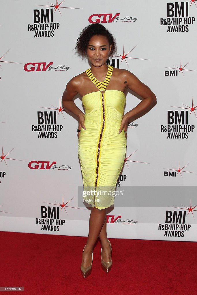Crystal Kay attends BMI's 2013 R&B/Hip-Hop Awards at The Manhattan Center on August 22, 2013 in New York City.
