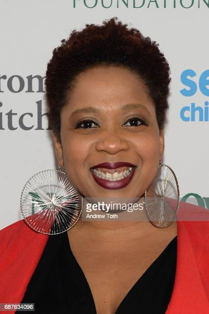 Crystal Monee Hall attends the 2017 SeriousFun Children's Network Gala at Pier Sixty at Chelsea Piers on May 23 2017 in New York City