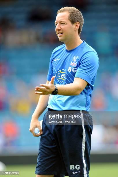 Crystal Palace Professional Development Phase Lead Coach Ben Garner