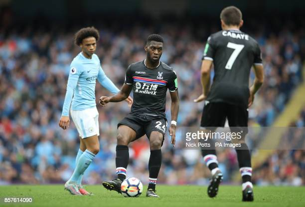 Crystal Palace's Timothy FosuMensah