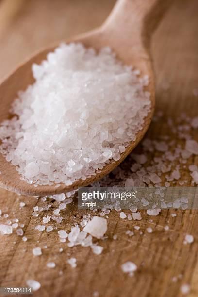 Cristalli di sale raw