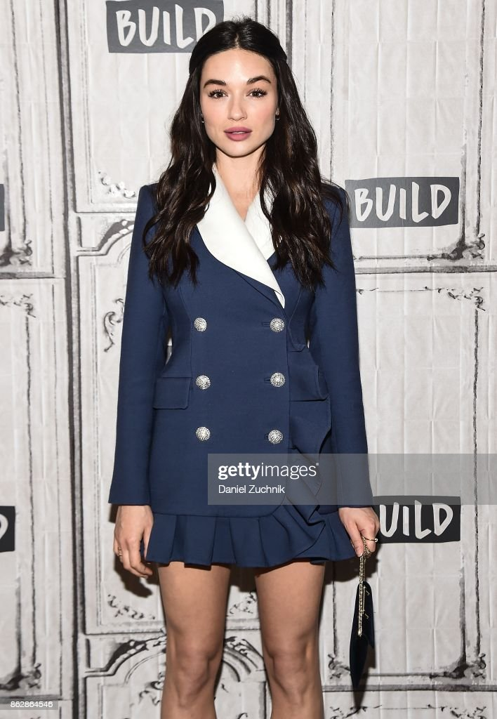 "Build Presents Crystal Reed Discussing Her Show ""Gotham"""
