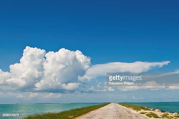 Cuba Cayo Coco Road To Island
