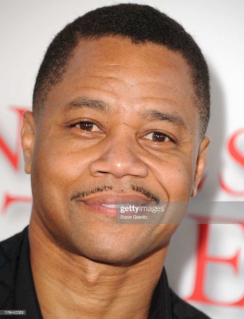 Cuba Gooding Jr. arrives at the 'Lee Daniels' The Butler' - Los Angeles Premiere at Regal Cinemas L.A. Live on August 12, 2013 in Los Angeles, California.