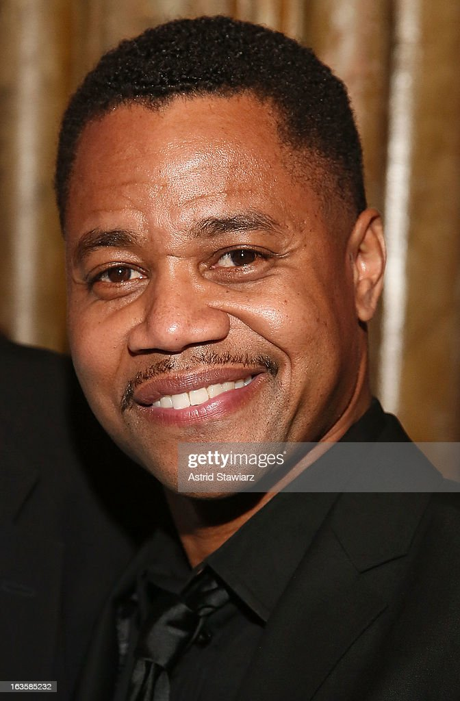 <a gi-track='captionPersonalityLinkClicked' href=/galleries/search?phrase=Cuba+Gooding+Jr.&family=editorial&specificpeople=208232 ng-click='$event.stopPropagation()'>Cuba Gooding Jr.</a> attends ROCK ART LOVE at The Angel Orensanz Foundation on March 12, 2013 in New York City.