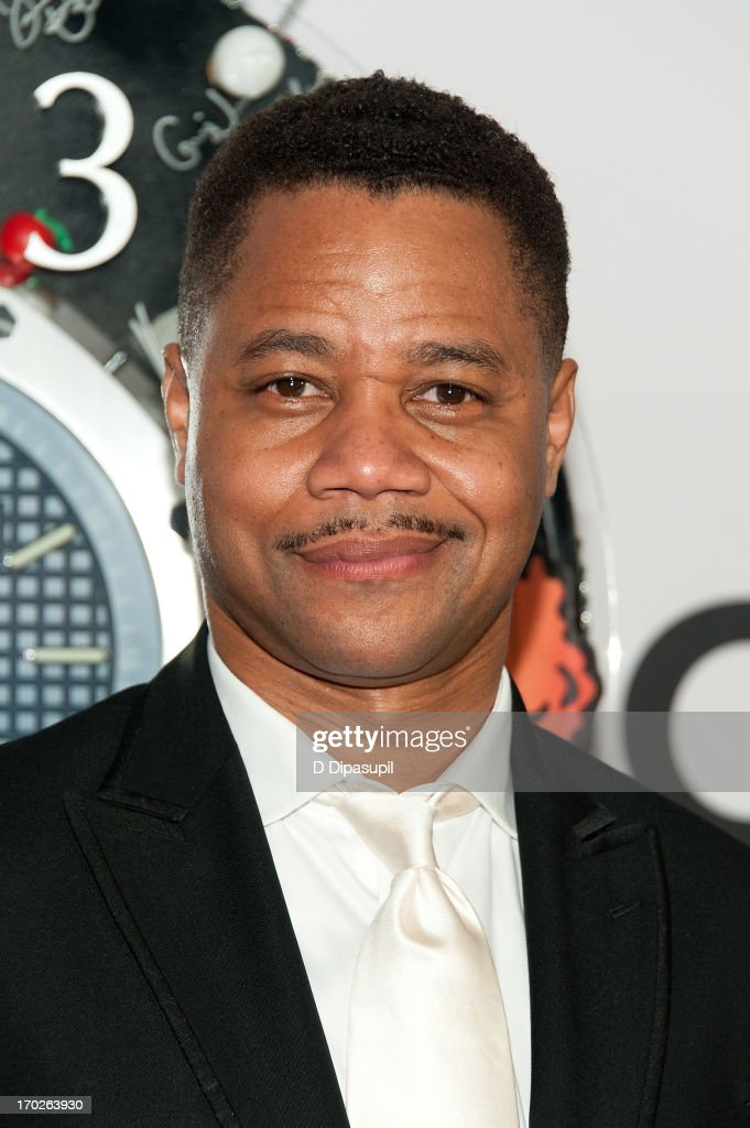 Cuba Gooding, Jr. attends the 67th Annual Tony Awards at Radio City Music Hall on June 9, 2013 in New York City.