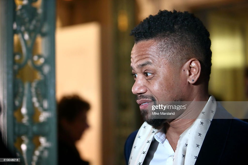 <a gi-track='captionPersonalityLinkClicked' href=/galleries/search?phrase=Cuba+Gooding+Jr.&family=editorial&specificpeople=208232 ng-click='$event.stopPropagation()'>Cuba Gooding Jr.</a> attends the Lancome BAFTA nominees party at Kensington Palace on February 13, 2016 in London, England.