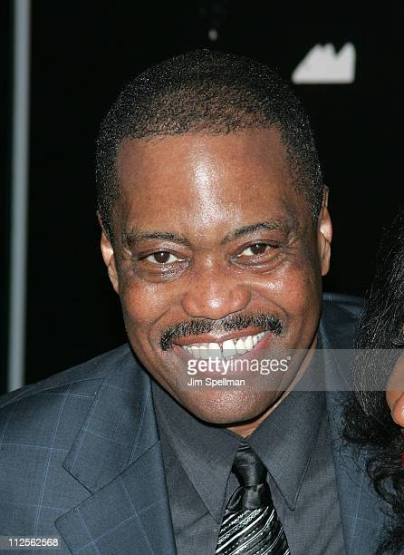 Cuba Gooding Sr arrives at 'American Gangster' premiere at the Apollo Theater on October 19 2007 in New York City New York