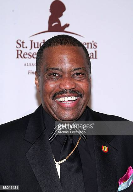 Cuba Gooding Sr attends the 'Chocolat au Vin' benefit for St Jude's Children's Research Hospital at Capitale on May 28 2009 in New York City