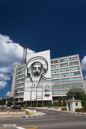 Cuba, Havana, Vedado
