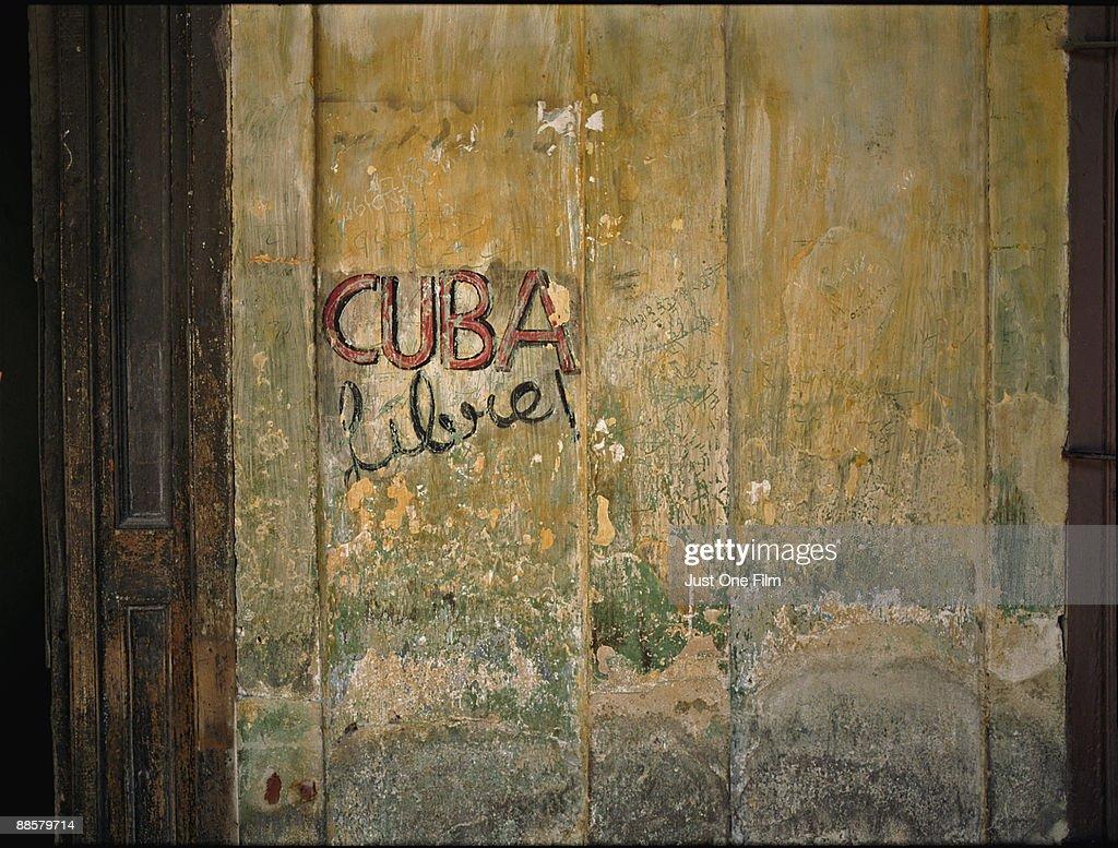 Cuba Libre! : Stock Photo