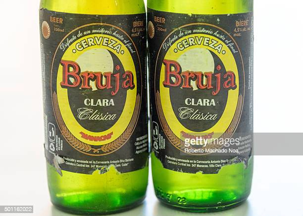 Cuba made Beer Bruja beer produced in Manacas Villa Clara Cuba It is one of the cheapest beers brewed at 45% alcohol Cuba is famous for its beverages...