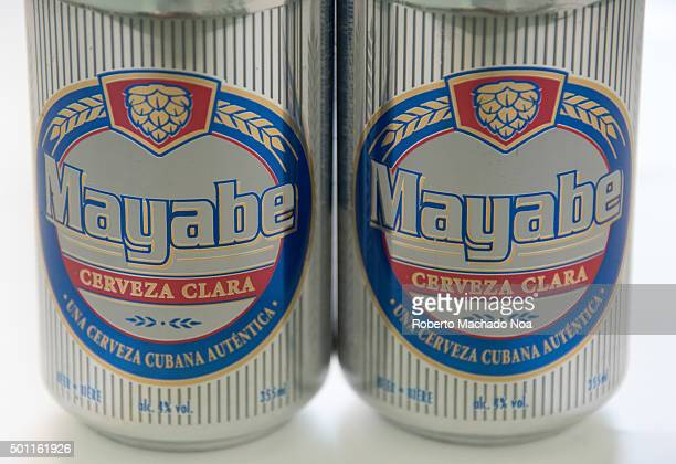 Cuba made products Mayabe light beer cans produced in Cuba Mayabe brand of beer is produced by Cerveceria Bucanero SA The brand takes its name from a...
