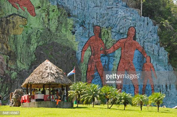 Pinar del rio stock photos and pictures getty images for Mural de la prehistoria