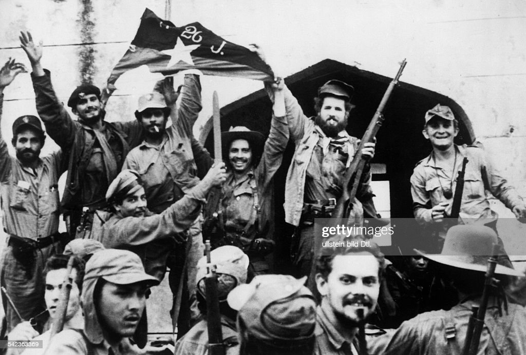 compare the cuban revolution and iranian revolutions Get access to revolutions comparative paper essays only from anti essays causes of the french revolution: compare and contrast the french cuban revolution.
