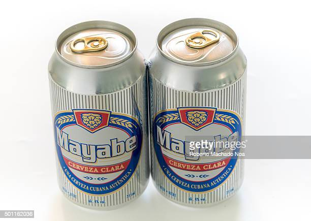 Cuban Beer Mayabe light beer cans produced in Cuba Mayabe brand of beer is produced by Cerveceria Bucanero SA The brand takes its name from a valley...